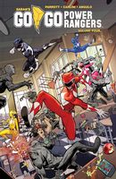Go Go Power Rangers - Volume Four - TPB/Graphic Novel